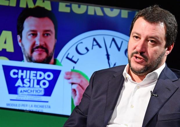 Matteo Salvini © ANSA