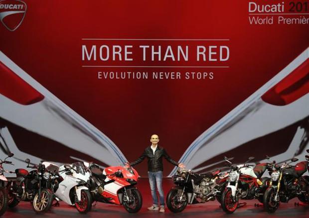 Ducati Monster 1200 a EICMA 2016: le foto