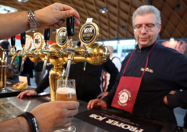 Alimentare: Beer Attraction più internazionale 35% da estero © ANSA