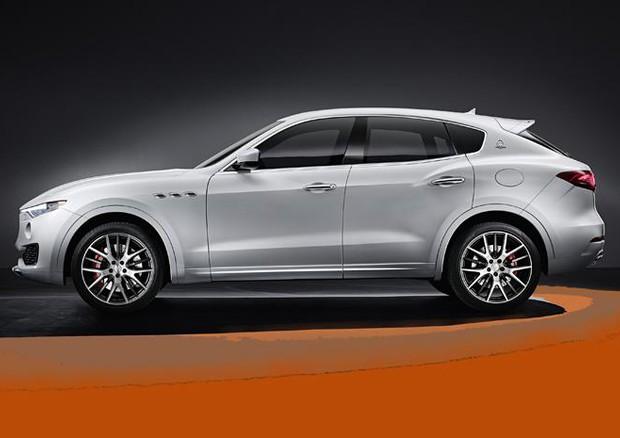 FCA, al via la produzione del Suv Levante Maserati