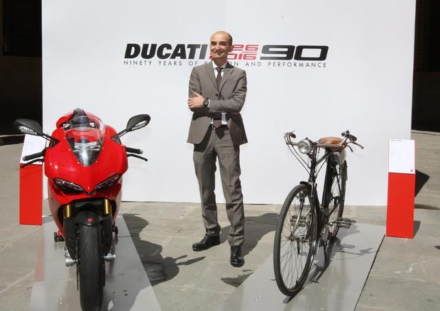 Ducati Diavel Diesel, non è solo una questione di stile
