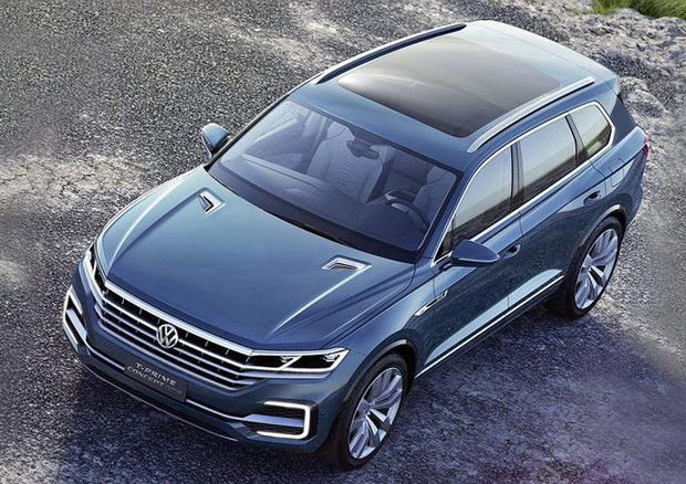 Volkswagen Beijing 2016 Concept: verso la nuova Touareg