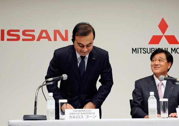 Nissan compra il 34% di Mitsubishi per 2,2 mld $