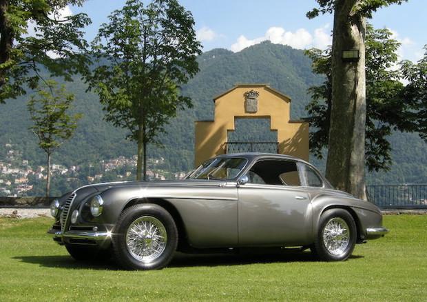 Villa d'Este: trionfa la Lancia Asturia Serie II