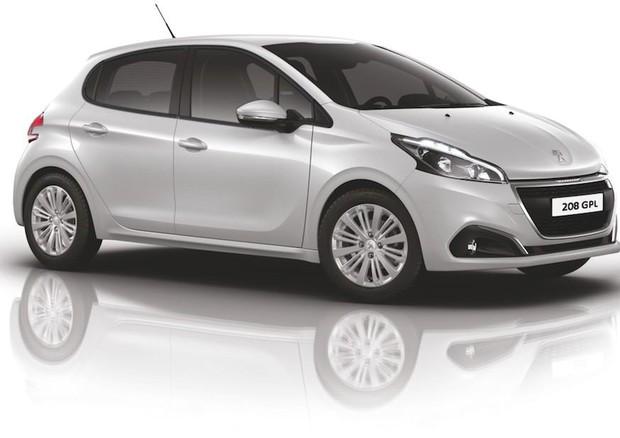 Nuova Peugeot 208 GPL, parte da 14.550 euro