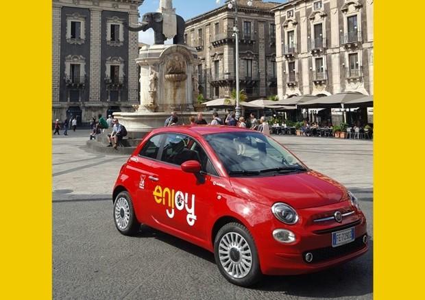 Scooter Sharing: 300 Piaggio sbarcano a Roma per il servizio Enjoy