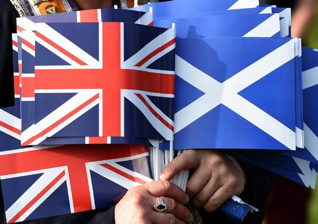 La Scozia chiede di avviare negoziati con l'UE © EPA