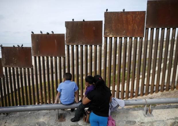 quel muro che trump vuole al confine con il messico usa