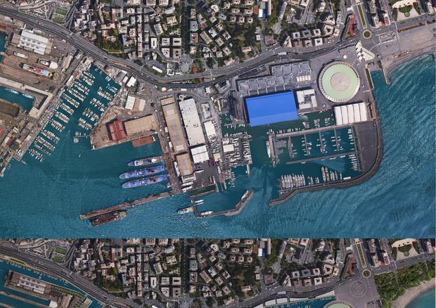 Nuovo waterfront genova concorso idee su progetto di for Idee del piano di progetto
