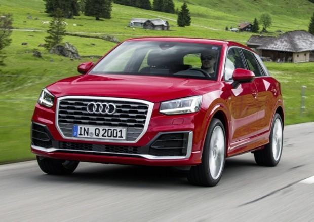 Audi Q3, nuove motorizzazioni TDI e TFSI