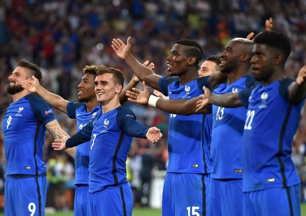Germania Francia 0-2, doppietta Griezmann piega i tedeschi e i Bleus volano in finale contro il ...