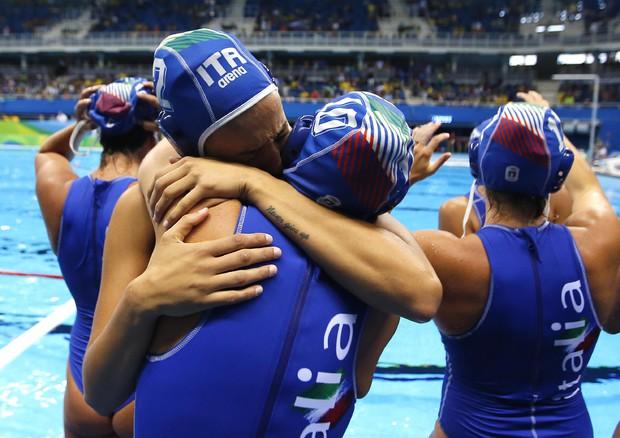Rio: Setterosa in finale, Italia sale a 25 medaglie (foto: AP)