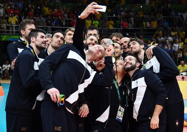 Italia argento pallavolo, oro e' del Brasile Giochi