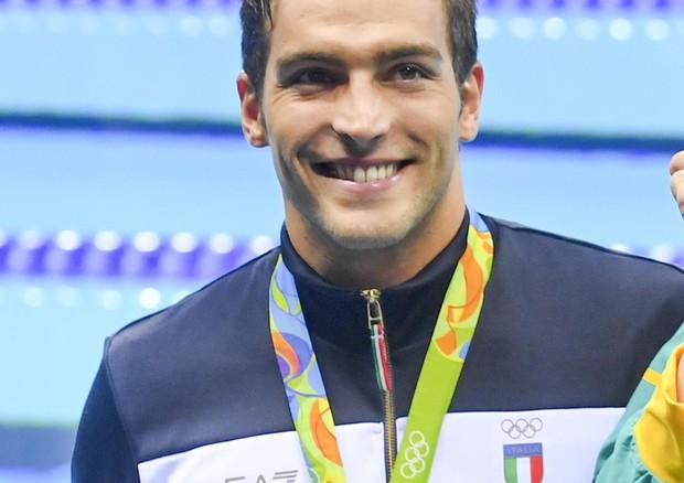 Gabriele Detti (foto: ANSA)