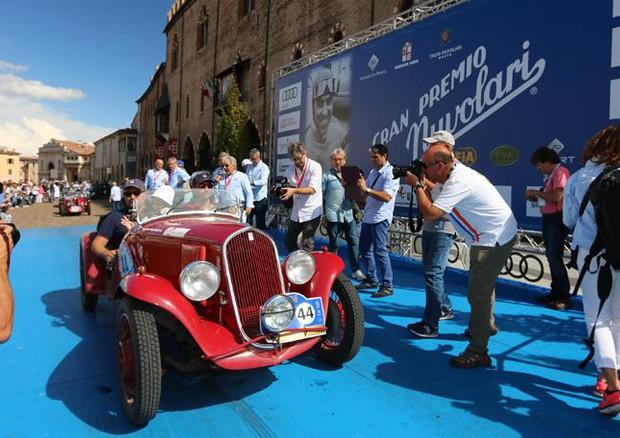 Alla Fiat 508 S Balilla Sport il Gran Premio Nuvolari 2016 © GP Nuvolari