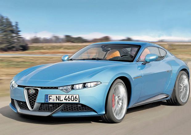 Debutto a Parigi per Alfa Romeo Giulia Veloce