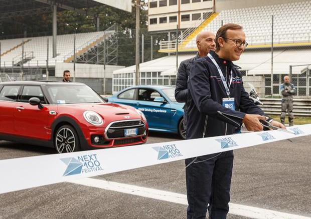 Next 100 Festival: Bmw festeggia 100 anni di storia a Monza