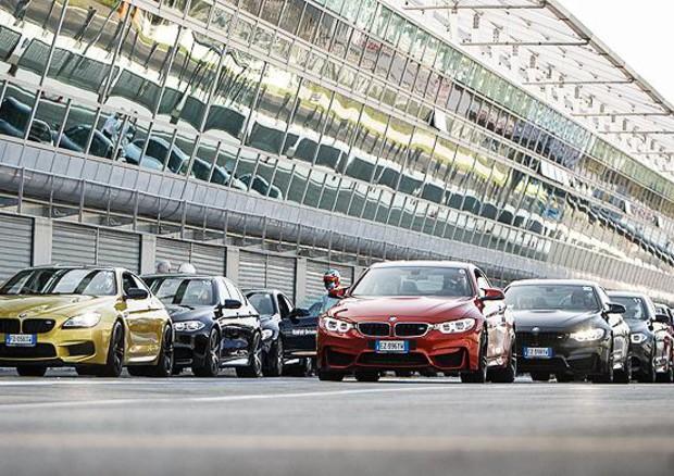 A Monza la BMW festeggia i suoi 100 anni