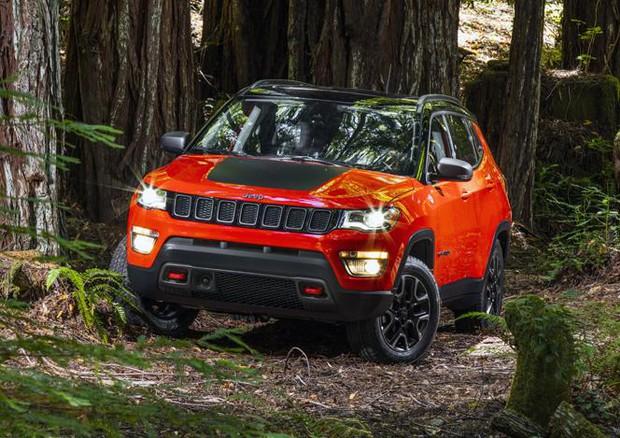 Nuova Jeep Compass svelata in Brasile [FOTO UFFICIALI]