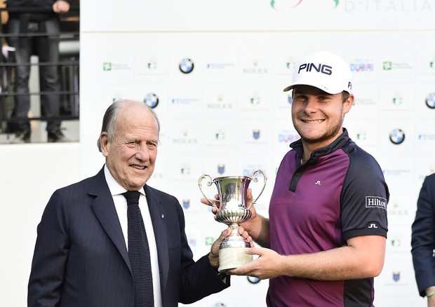 Golf: 74th Open of Italy (foto: ANSA)