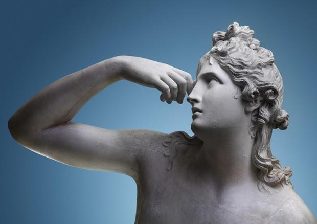 Genio Rezzonico di Antonio Canova (ANSA)