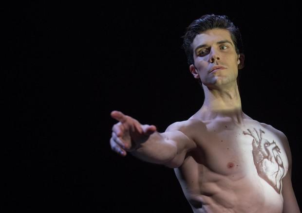 Rai: Tv; presentazione 'Danza con me' (ANSA)