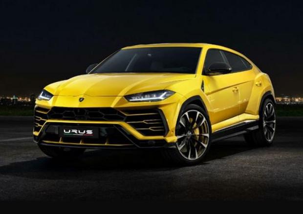 Nasce Urus il super-suv Lamborghini dalla doppia personalit