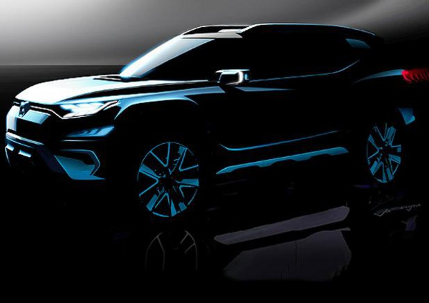 SSangYong XAVL: a Ginevra il nuovo concept SUV