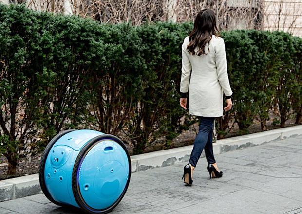 Piaggio Gita, la valigia 2.0