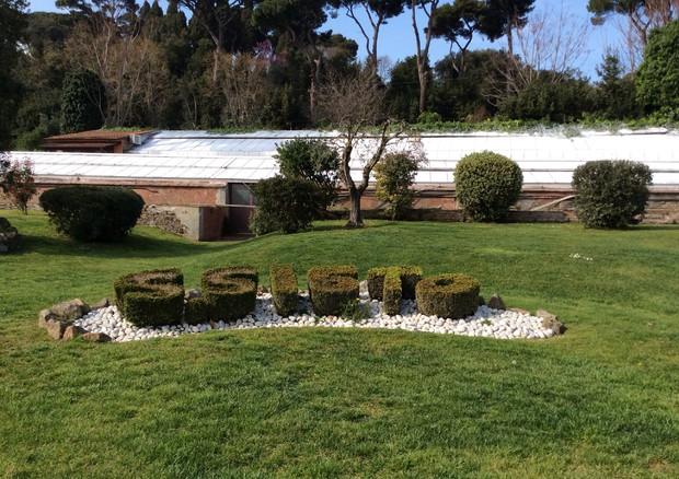 Il semenzaio di San Sisto, sede del Servizio Giardini a Porta Metronia