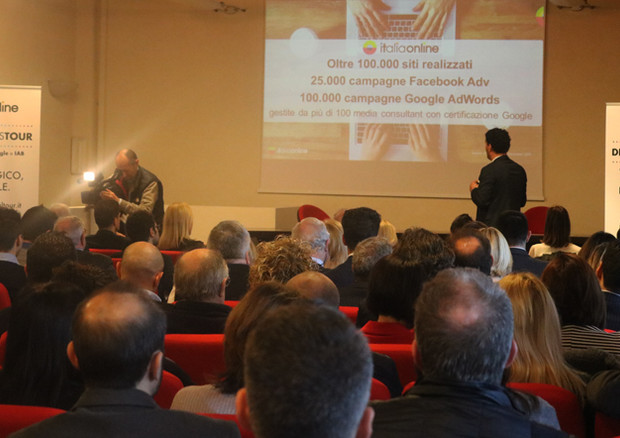 Italiaonline lancia da Brescia il Digital Business Tour © ANSA