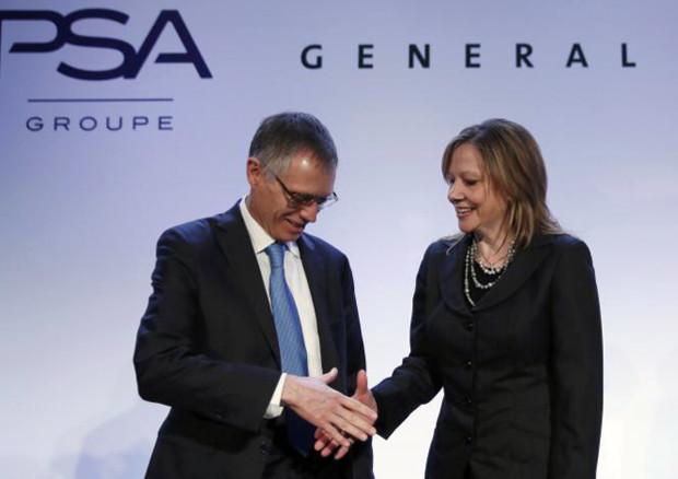 Peugeot compra Opel, 2,2 mld per creare secondo big Ue