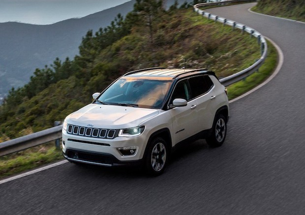 Premiere per Jeep Compass, la piccola Grand Cherokee © Jeep