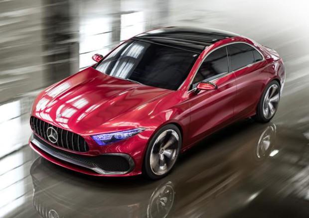Concept A Sedan: la prima Stella di una nuova generazione