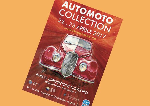 A Novegro weekend dedicato alla Automoto Collection © Ansa