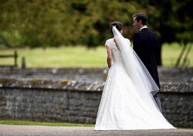 Matrimonio Di Pippa : Matrimonio di pippa middleton alla fine arriva meghan markle