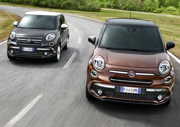 Nuova Fiat 500L: arrivano Urban, Wagon e Cross
