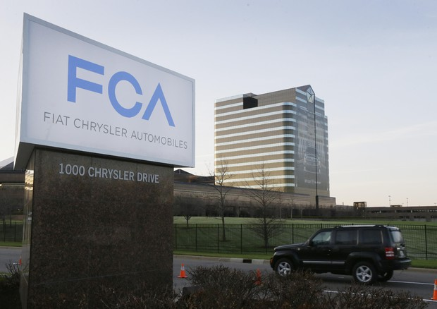 Fca, pronta causa in Usa per emissioni diesel © AP