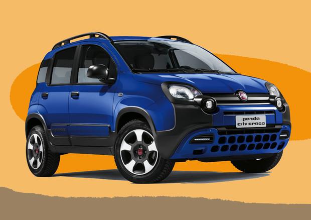 Fiat Panda, 4x4 e City Cross arrivano nelle concessionarie