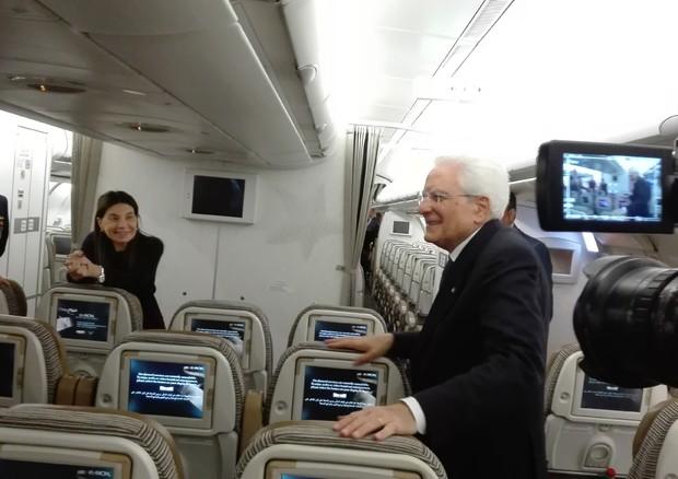 Il presidente Mattarella in visita ufficiale in Argentina