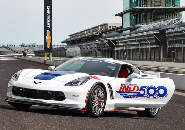 Corvette official Pace Car di Indianapolis 500