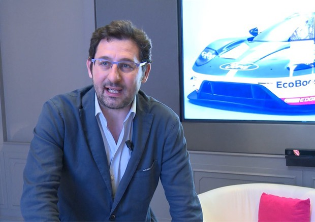 Andrea Del Campo nuovo FCSD marketing manager di Ford Italia © Ansa