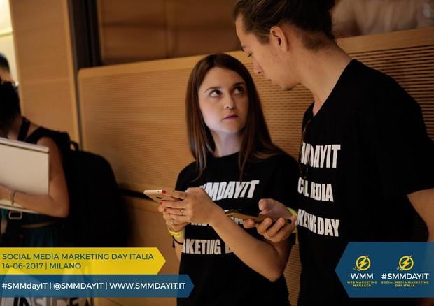 Social Media Marketing Day Italia © ANSA