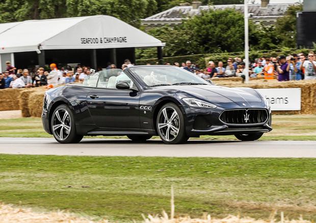 Maserati GranTurismo e GranCabrio 2018: le immagini e tutte le novità