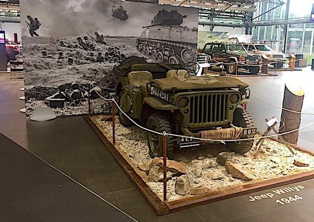 Aperto A Torino Il Primo Jeep History Museum Temporaneo Attualit
