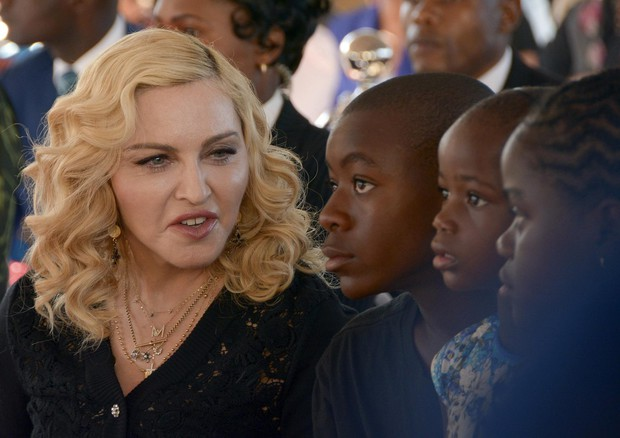 Madonna (ANSA)