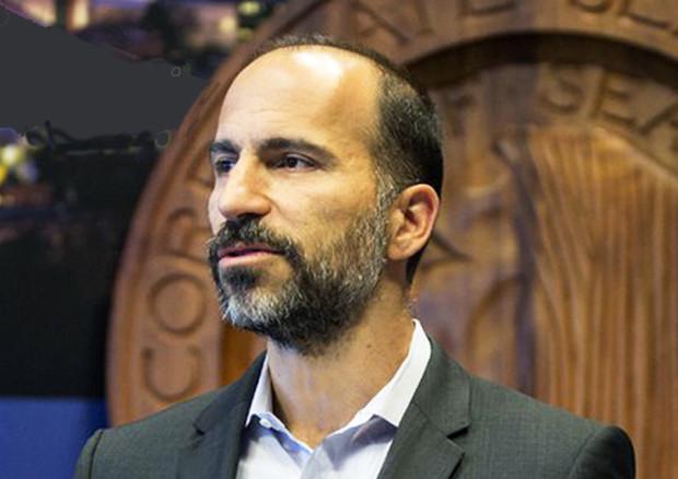 Uber Dara Khosrowshahi è il nuovo ceo