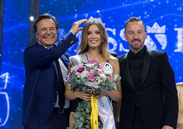 Miss Italia 2017 Alice Rachele Arlanch © Ansa