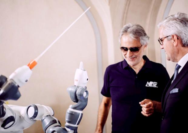 YuMi, quando il direttore d'orchestra è… un robot!