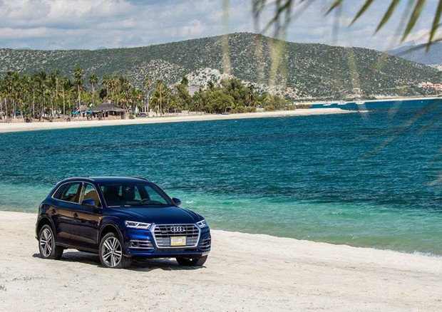 Audi a fianco di Yacht Club Costa Smeralda per 'One Ocean' © Audi Press